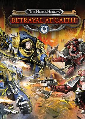 تحميل لعبة The Horus Heresy Betrayal at Calth للكمبيوتر