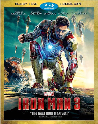 Download Iron Man 3 Movie DVD Print