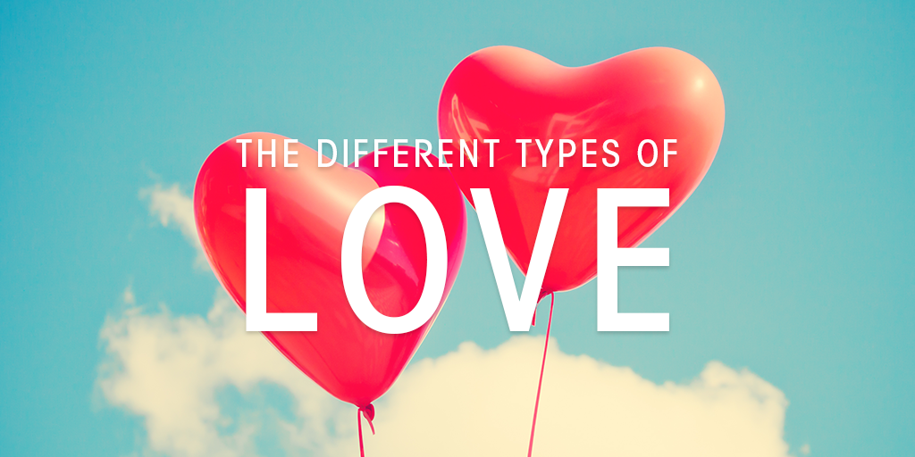 7 types of love