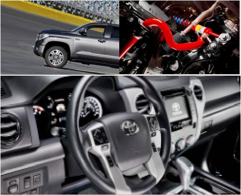 New 2018 Toyota Tundra TRD Sport Redesign And Release Date
