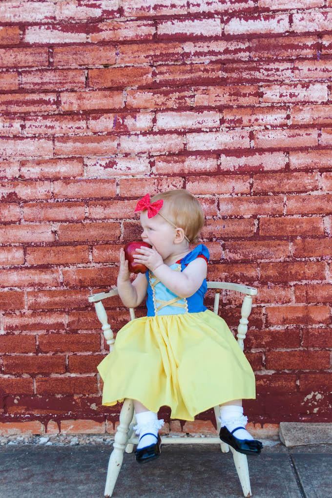 Snow White costume dwarf costume kids halloween costume Snow White dress Snow & Snow White u0026 Dopey The Dwarf | Halloween Costume | Jesse Coulter