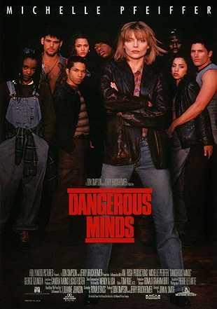 Dangerous Minds 1995 HDRip 720p Dual Audio In Hindi English