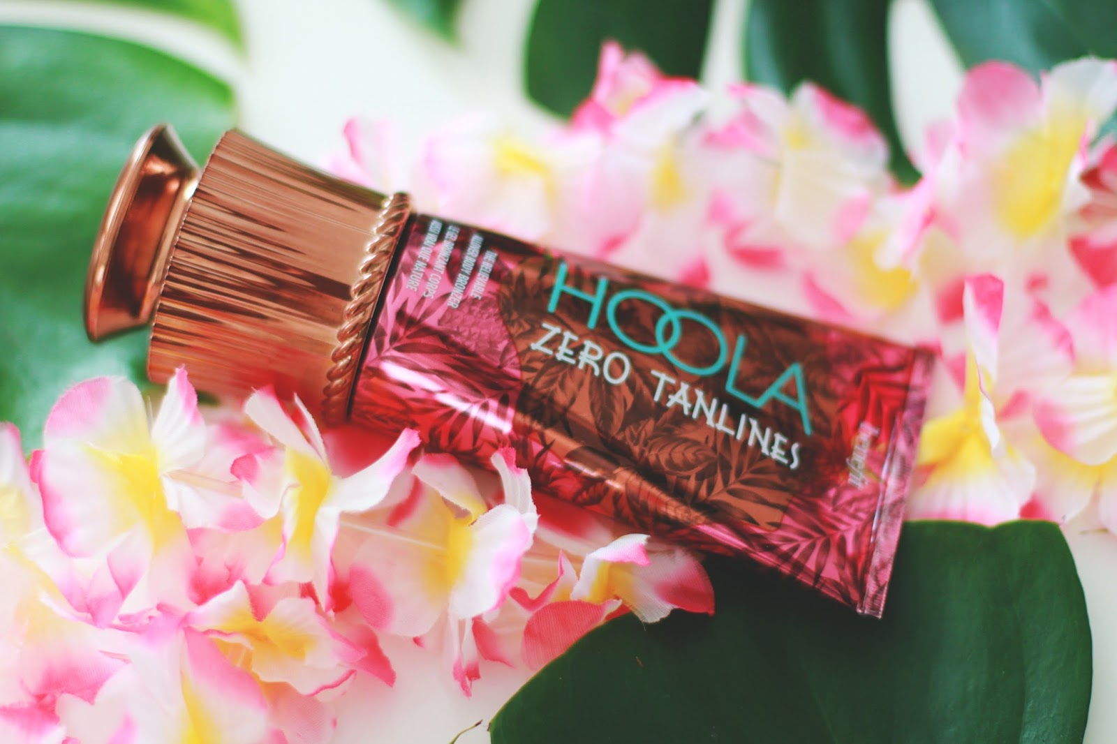 Hoola Zero Tanlines Benefit gel bronzant corps