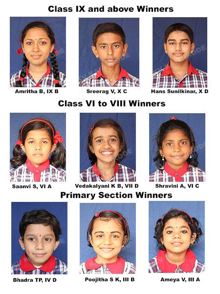 Azadi Ka Amrit Mahotsav - India Quiz Winners