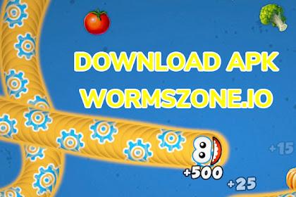 Download APK Wormszone Game Cacing Terbaru