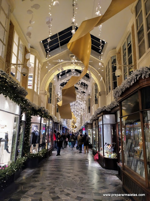 Royal Arcade en Londres