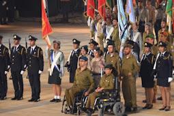 Israel tem 57.277 veteranos reconhecidos como deficientes, 5.000 sofrem de TEPT