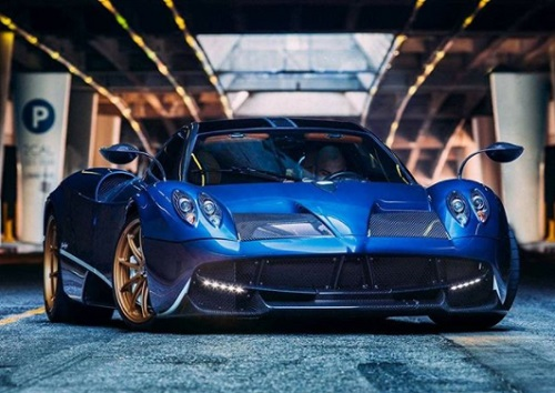 Order Sale Pagani Huayra Spec Review