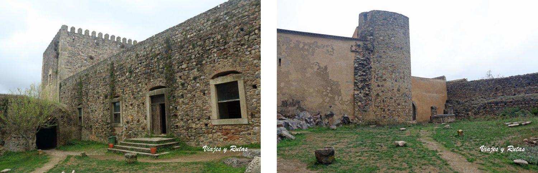 Dependencias del castillo de  Castelo de Vide