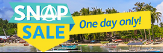 99php and 899php Base Fare Airfare Sale Domestic and International