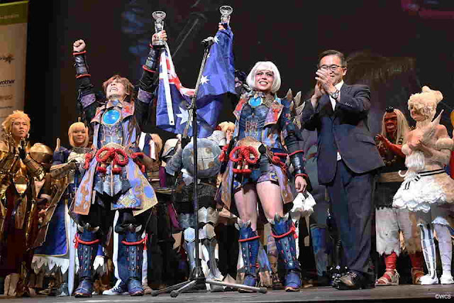 Australia Menangkan World Cosplay Summit 2019