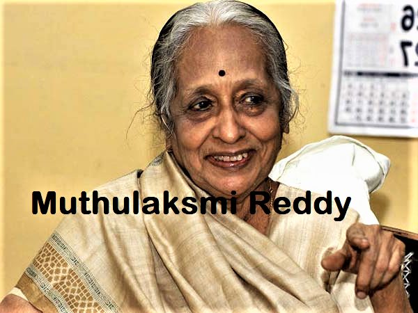 Indian Genius Dr. Muthulakshmi Reddy | First lady having a multi capabilities.