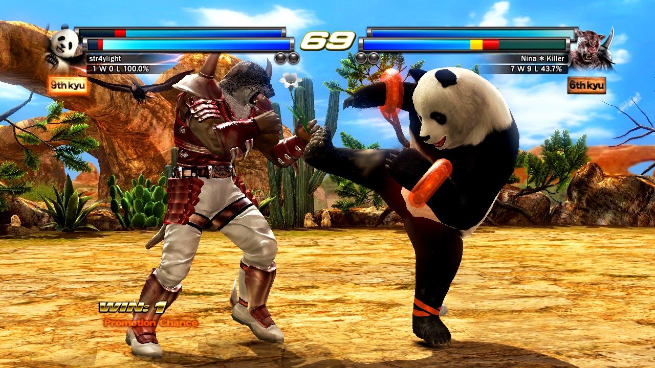 Like its predecessor, Tekken Tag Tournament 2 uses the Tekken series 3D fighting mechanics and increases the amount of fighters, enabling for more complicated and vibrant games. The fight is backed by a solid choice of methods that make this player a treat for the Mishima Zaibatsu's potential offspring.
