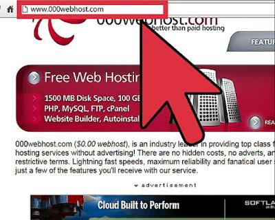 Domain gratis 000webhost