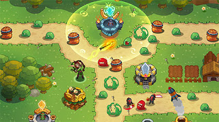 Download Game Realm Defense Fun Tower Game V1.2.4 MOD Apk ( Update Versi Terbaru )