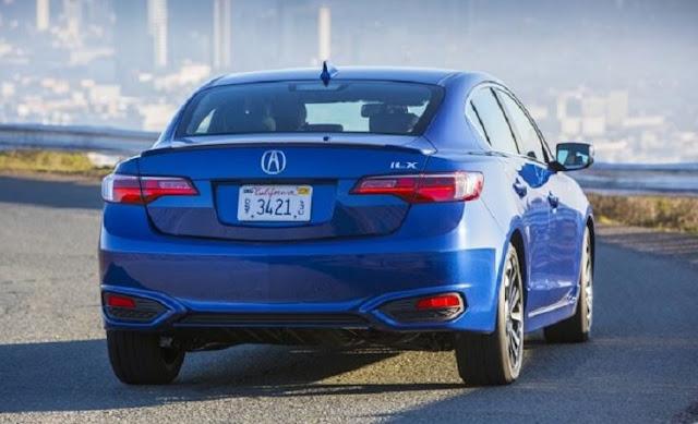 2017 Acura ILX Reviews