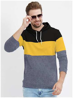 Attractive Cotton Men's Hoodie Sweatshirts