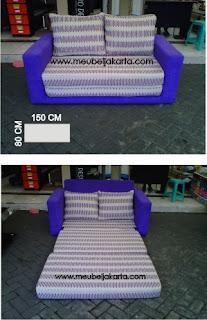 Jual Sofa Bed Lipat Minimalis Malang Meubel Jakarta Furniture