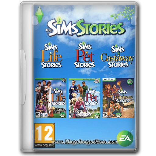 Los Sims Stories Collection Full Español