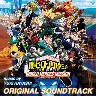 Boku no Hero Academia THE MOVIE: World Heroes Mission ORIGINAL SOUNDTRACK