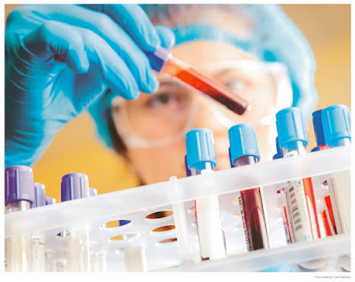 The objective of screening is to detect markers of infection