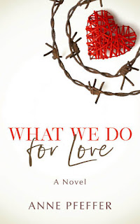 What We Do for Love book cover.