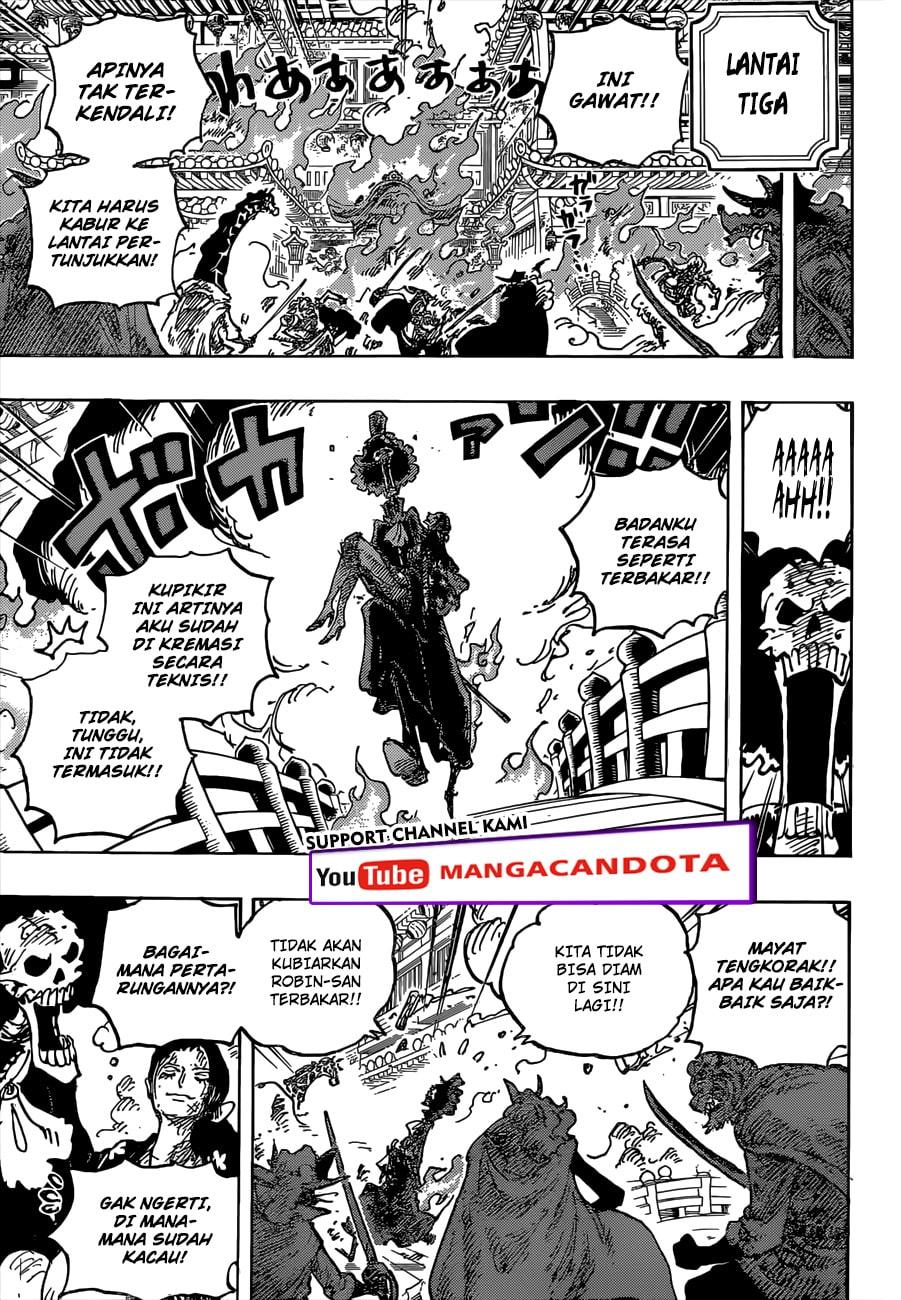 Manga One Piece Chapter 1024 Bahasa Indonesia