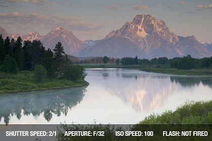 Tips for landskapsfotografering