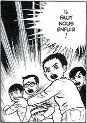 L'école emportée de Kazuo Umezu