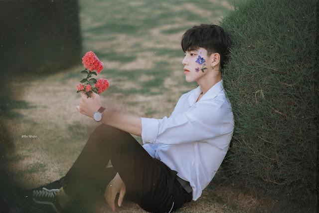 Điển trai như nam thần Hàn Quốc, bộ ảnh của nam sinh Hải Phòng bất ngờ gây sốt MXH - Ảnh 9