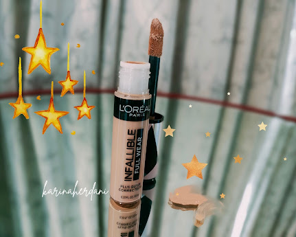 loreal infallible concealer