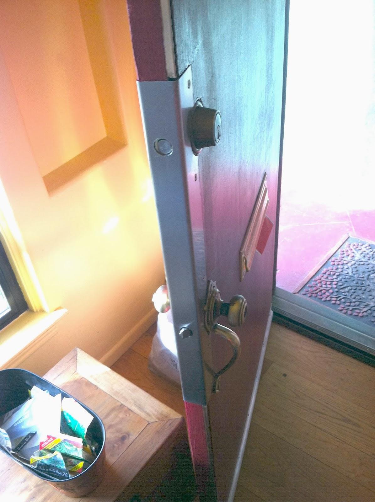 Door Reinforcements Amp Low Budget Shtf Door Security
