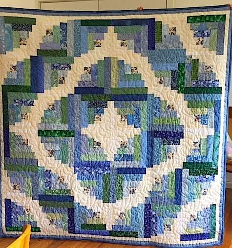 Fairholme Quilters This weeks quilts : 32BJuly2BDiana2B 2Bblue2Band2Bgreen2Brequest from fairholmequilters.blogspot.com size 475 x 509 jpeg 169kB