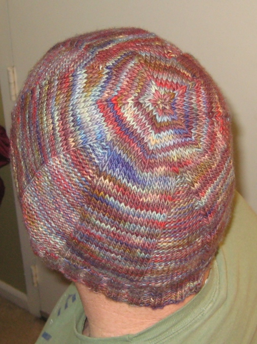 Knitting With Karma: Free Charity Hat Pattern