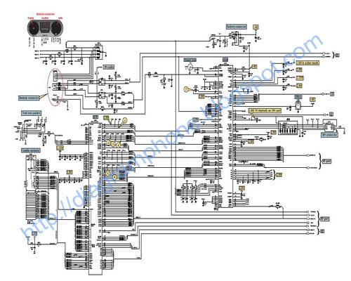 nokia mobile user manuals - schematic diagrams, user's