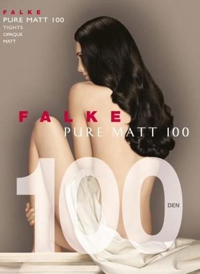 30c8e9d4bb353 Hosiery For Men: Falke Pure Matt 100 tights