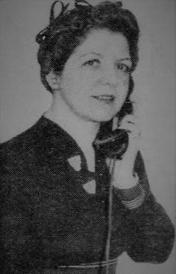Babe Marlowe 1945