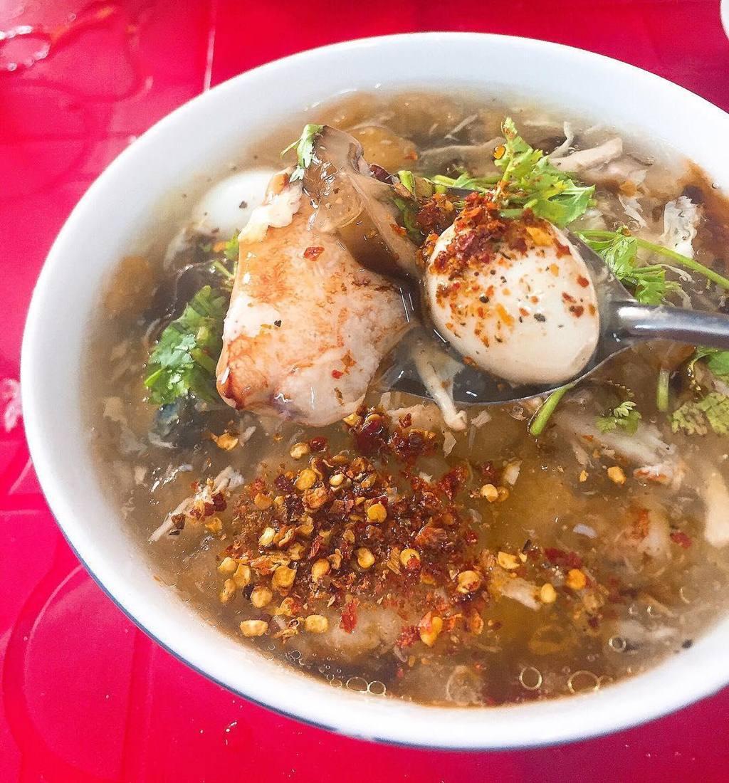 5 quán súp cua ngon tại Sài Gòn