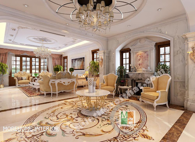 Xao xuyến với thiết kế biệt thự đẹp như tranh vẽ 2