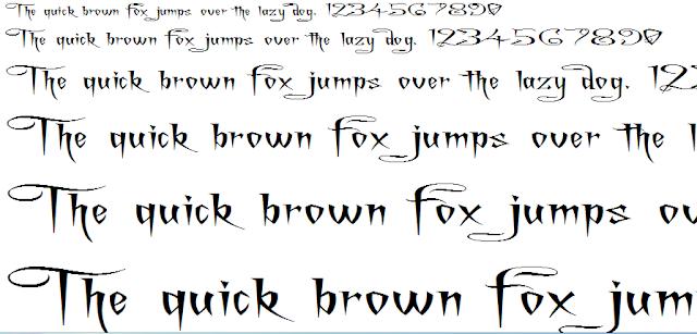 Top những font đẹp nhất