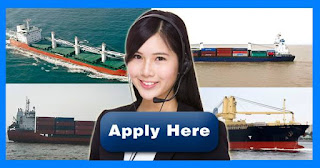 Hiring Crew For Gen Cargo, Container, Fishing Vessels
