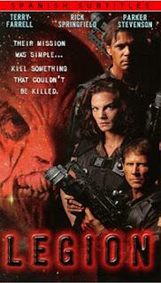 Legion Horror Movie Review