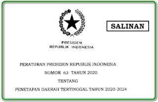 daerah tertinggal 2020 2024