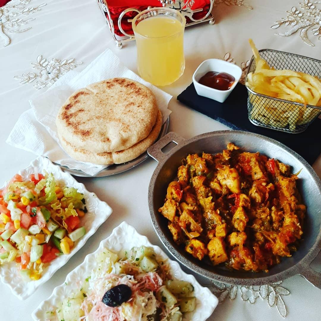 غداء سهل و سريع موقع بسمة Maw9i3 Basma