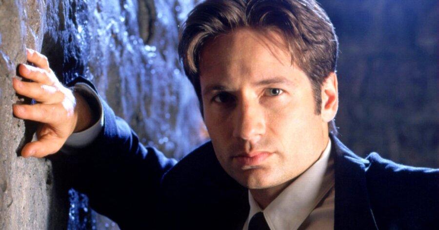 Agente Especial Fox W. Mulder