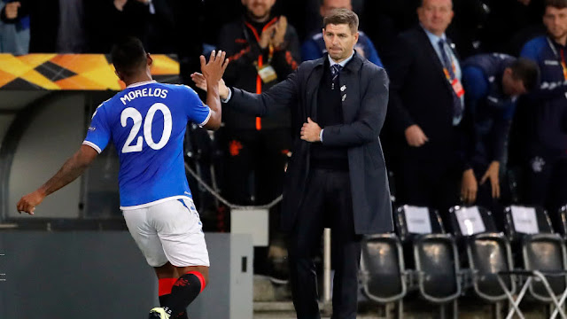 Rangers de Escocia