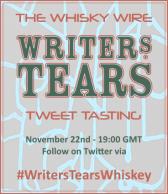 Writers' Tears Tweet Tasting