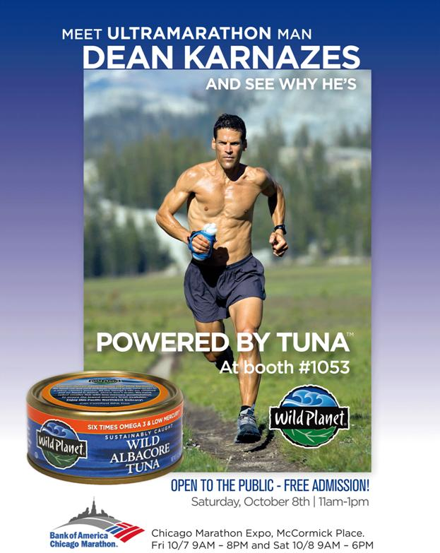 Ultramarathon News Podcasts: RUNNING WITH PASSION: Meet Dean Karnazes At The Chicago