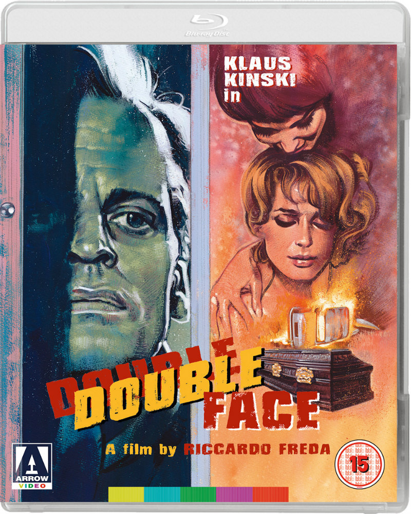 double face 1969 arrow video bluray