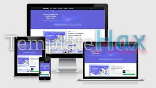 Freebify - Premium Blogger Template